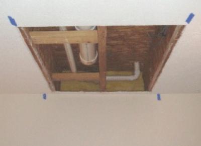 Ceiling Cutout